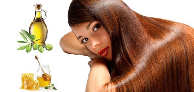 ủ tóc bằng dầu oliu qua đêm