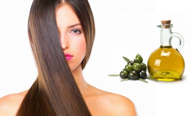tác dụng của dầu oliu đối với tóc
