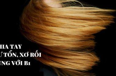 chia sẻ cách ủ tóc bằng b1