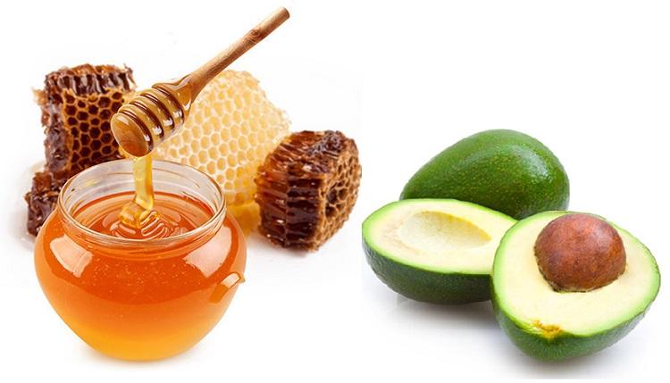 cách ủ tóc bằng quả bơ và mật ong