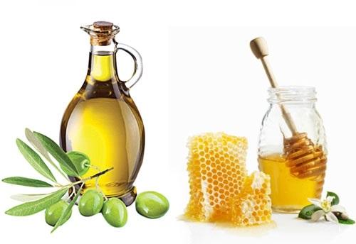 Công thức dưỡng tóc dùng dầu ô liu và mật ong đem đến tác dụng chăm sóc tóc hiệu quả