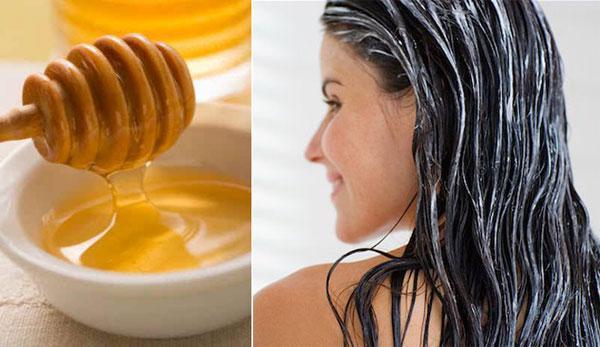 Ủ tóc bằng mật ong mang đến nhiều tác dụng bất ngờ cho mái tóc của bạn