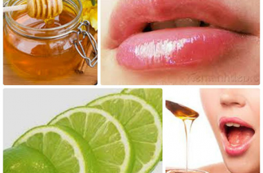 cách trị thâm môi tại nhà nhanh nhất