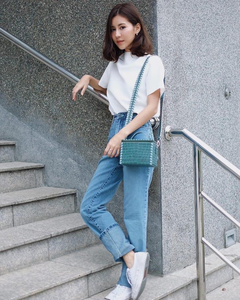 Quần culottes hot trend 2019