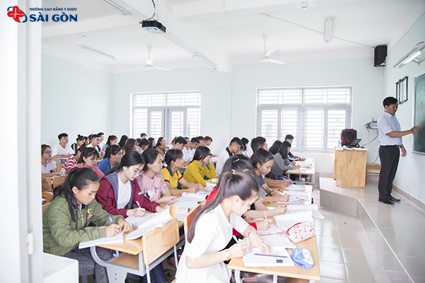 Trường Cao đẳng Y Dược Sài Gòn là một trong những địa chỉ đào tạo Cao đẳng Y Dược uy tín